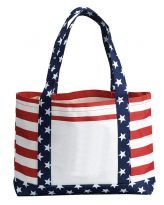 Tote Bag 600 Denier: Stars & Stripes
