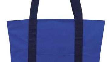 Tote Bag 600 Denier Zipper Closure: ET1226RB