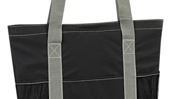 Tote Bag 600 Denier: ET8031BK
