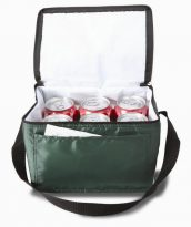 Insulated Cooler Bag: ECB112FG Open Top