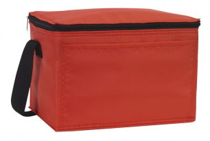 Insulated Cooler Bag: ECB112RD