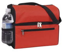Insulated Dual Duty Lunch Cooler: ECB117RD