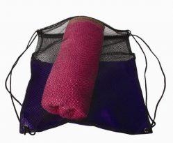 Mesh Drawstring Backpacks: EDS1221Back