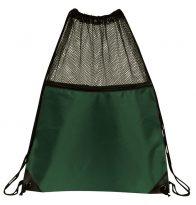 Mesh Drawstring Backpacks: #EDS102