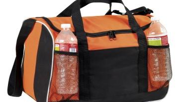Duffel Bags: ES801OG
