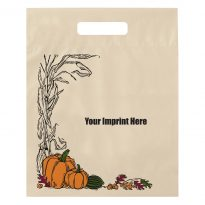 Halloween Bags Die Cut Handle Bags #13HDF1215