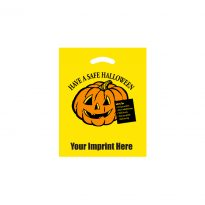 Halloween Fold Over Die Cut Handle Bags #EP13HY1215