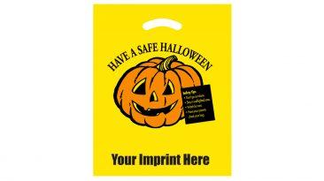 Halloween Fold Over Die Cut Handle Bags #EP13HY1215