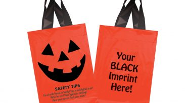 Halloween Bags Soft Loop Handle Shopping Bags #EP13SL1015