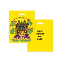 Halloween Fold Over Die Cut Handle Bags #EP13Y1215