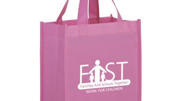 Non Woven Economy Buster Tote Bag #EPY2K8410 (8″x4″x10″)