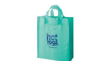 Frosted Colored Shopping Bags #EP19FSL10513