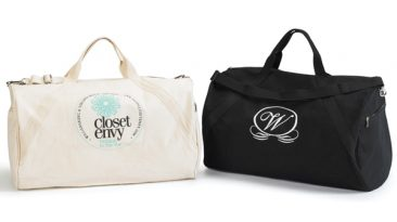 Large Canvas Duffle Bags