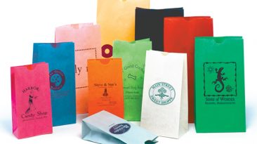 Colored S.O.S Bags