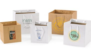 Enviro Take Out European Shopping Bags