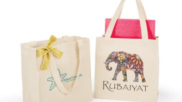 Heavy Weight Canvas Shopping Bag