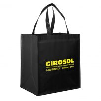 Non Woven Gloss Designer Tote/Grocery Bag #EPLN131015 (13″x10″x15″)