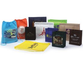 Non-Woven Rope Handle Shopping Bags