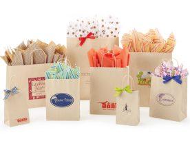 Sandkraft Oatmeal Shopping Bags