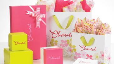 Sweet Blossoms Matte Laminated Euro Shopping Bags