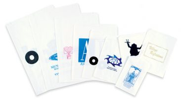 White Merchandise Bags