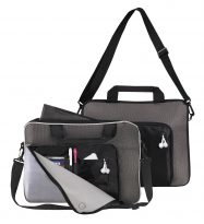 13 Inch Padded Notebook Briefcase #EBC1229